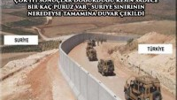 Suriye- Türkiye Sınırı Son Durum
