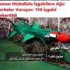 Yemen Hizbullahı İşgalcilere Ağır Darbeler Vuruyor: 130 İşgalci Gebertildi