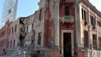 Kahire'de İtalyan Konsolosluğu'nda patlama