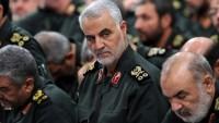 General Süleymani'nin Kerkük Operasyonu Öncesi Barzani Yönetimini Uyardığı Bildirdi