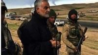 Video: General Kasım Süleymani Tekfirci Teröristlere Karşı Halep'te Cephede