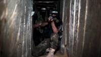 Gazze'de Tünelde Meydana Gelen Göçük Sonucu 1 Kassam Mücahidi Şehid Oldu