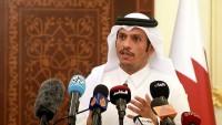 Katar Suudi Blokunun ortak bildirisini reddetti