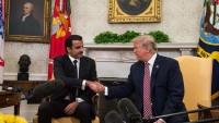 Katar Kralı ABD Ziyaretini Tamamladı