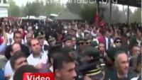 Video: Halkımız şehid cenazelerinde katili tespit ettiklerini ve kim olduğunu haykırıyor