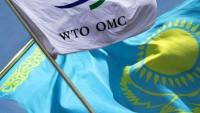 Kazakistan'ın Dünya Ticaret Örgütüne (DTÖ) katılmak için 19 yıldır devam eden müzakereler süreci bitti