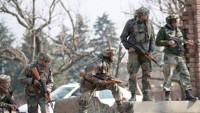 Keşmir'de 20 köy kuşatma altında