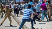 Kum kentinde Keşmir'e destek oturumu düzenlendi