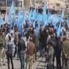 Kerkük Kentinde Oy Pusulalarının Elle Sayım İşleminin Aniden Durdurulması Protesto Edildi