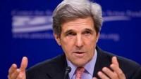 Kerry: Zarif'le müzakere etmedim, görüşümü bildirdim