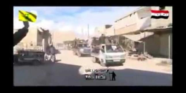 Video: Suriye Ordusundan Siyonistlerin Ülkemizdeki Temsilcilerine İthafen…