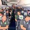 Kolombiya'daki uçak kazasında 76 kişi ölü