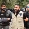 Mescid-i Aksa baskınına eşlik eden İsrail polisi, Aksa muhafızlarına saldırdı