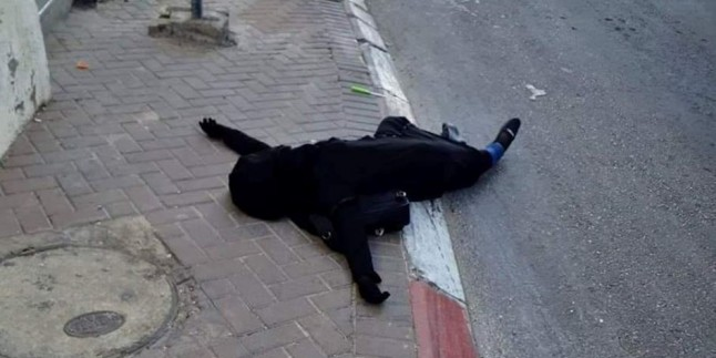 Siyonist İsrail Güçleri Kudüs'ün Doğusunda Filistinli Bir Genç Kızı Şehit Etti