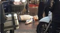 AllahuEkber! Kudüs'te Siyonistlere Yönelik Yapılan Feda Eyleminde 12 Siyonist Yaralandı