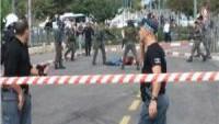 Kudüs'te Filistinli gençten bıçaklı eylem