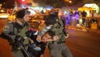 Siyonist rejim güçleri Batı Yaka'da Filistin halkına rahat vermiyor