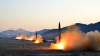 Kuzey Kore yeni füze motoru denedi