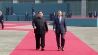Kuzey Kore ile Güney Kore barış anlaşması imzalayacak