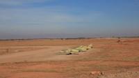 Suriye'nin Kveyris Askeri Havalimanı Üç Yıl Aradan Sonra Faaliyete Başladı