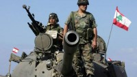 Lübnan Ordusunun Teröristlere Yönelik Operasyonları Sürüyor