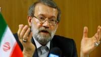 Laricani: Hükümet ile Meclis, ABD'nin aşırı taleplerini önlemeli