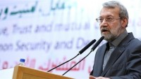 Laricani: İran, Suriye ve Irak'ın talebi üzerine onlara yardımcı oldu