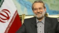 İran Meclis Başkanı Laricani, Suriye Meclis Başkanını kutladı