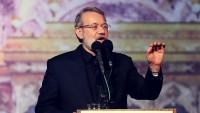 Laricani: İran ABD'nin yeni yaptırımlarına karşı yeni bir paketle karşılık verecek