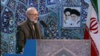 Cevad Laricani: Suudi rejiminin İran'la düşmanlığı stratejiktir