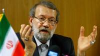Laricani: İran, Afganistan'da huzur ve güvene destek veriyor