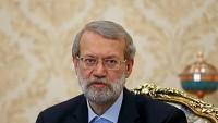 """Laricani'den Tahran Konferansı'nda önemli """"Filistin"""" açıklaması"""