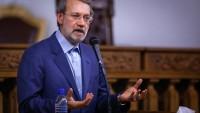 İran Meclis Başkanı: ABD çocuksu kararlarıyla aktifleşmeye çalışıyor