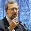 Laricani: Karşı taraf İran'ın uranyum zenginleştirme hakkını tanımak zorunda kaldı
