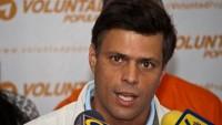 Venezuela'da ABD destekli siyasetçi hapis cezasına çarptırıldı