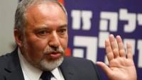 Liberman: İsrail'in Üç Sorunu Var; İRAN, İRAN, İRAN!
