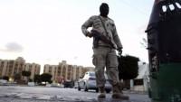 Libya'da askeri birliğe silahlı saldırı