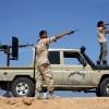 Libya'da IŞİD'le Çatışmalar Şiddetlendi