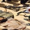 Libya Ordusu İle IŞİD Teröristleri Arasındaki Çatışmalar Şiddetlendi