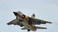 Libya Ordusuna Ait Bir Savaş Uçağı Düştü