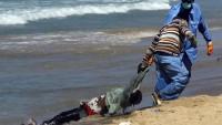Libya'da sığınmacı botu battı: 100 kişi kayıp