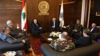 Lübnan Savunma Bakanı, İran'a teşekkür etti