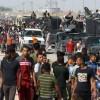 Teröristlerden Temizlenen Tuzhurmatu Beldesine 4 Bin Kişilik Aile Geri Döndü