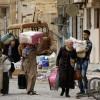 Suriyeli mülteciler evlerine geri dönüyor