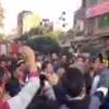 Kahire'deki patlamanın ardından protesto gösterileri düzenlendi