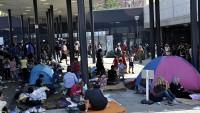 Macaristan'a göçmen akını
