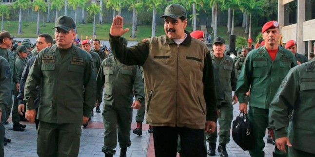 Maduro: İnsanlara Saygı Duyması İçin Birilerinin Kafasının Kesilmesi Gerekiyorsa Keseceğiz