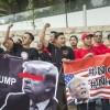 Malezya'da Başbakan Rezak'a karşı protesto gösterileri düzenlendi