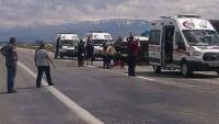 Manisa'da Feci Kaza: 15 Tarım İşçisi Öldü