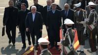 Irak Cumhurbaşkanı, Tahran'a gitti